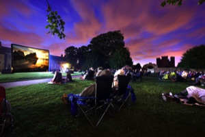 Cinema experience © National Trust Images John Millar